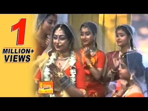 "Rash Leela | Bengali ""Kirtan"" Video | Pritikana Mondal | Blaze Audio Video | Bangla Geeti"