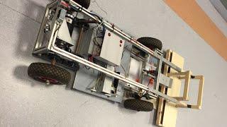 Kumanda Kontrollü Mayın Tarama Robotu (Tübitak Destekli Lisans Bitirme Tezi )