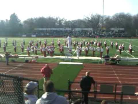 Constantine Falcon Marching Band - Drumline