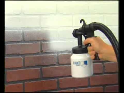 Pistola para pintar proyecci n y pulverizaci n - Pistolas para pintar ...