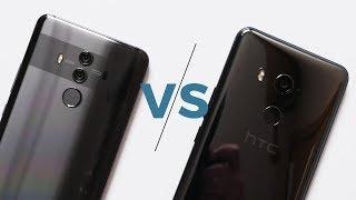 Huawei Mate 10 versus HTC U11+ (U11 Plus): camera shootout