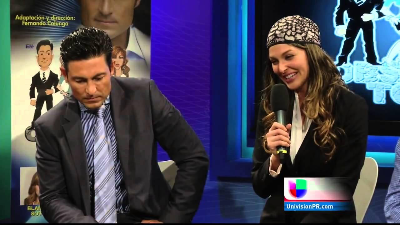 Fernando Colunga Y Blanca Soto 2014 Blanca Soto, Fe...