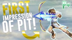 First IMPRESSION of PIT in P+