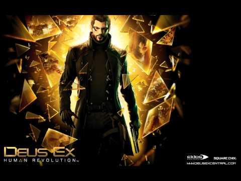 Deus Ex: Human Revolution Soundtrack - Detroit City Streets Back Alley Combat