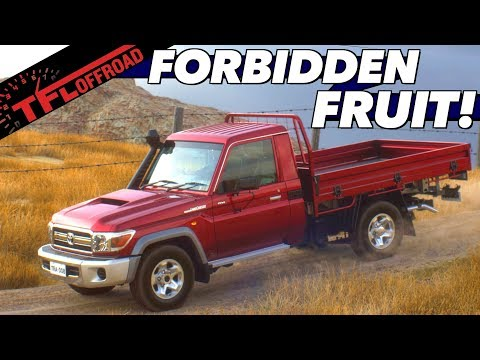 These Are All The Amazing Australian Trucks & SUVs We Can't Buy!
