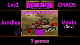 Gambar cover Chaos - Jundiyy vs Vovin 3 games - Set 2