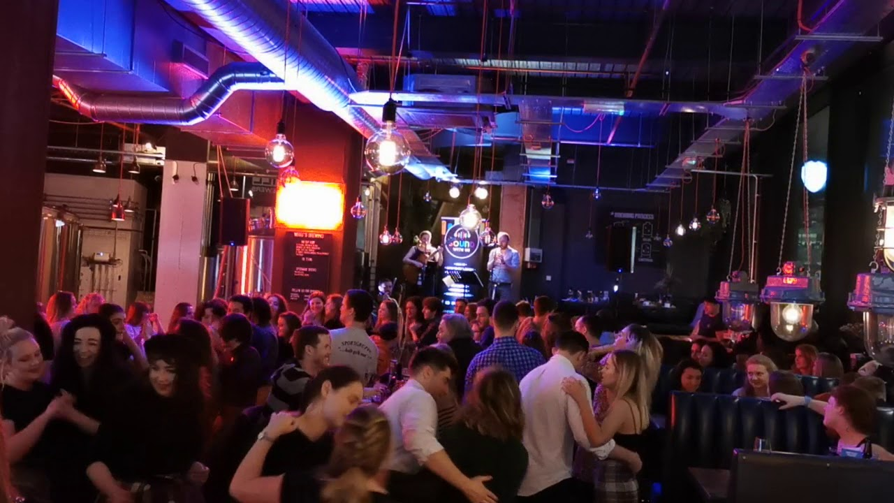 Ceilidh With Us - Live @ Brewdog Tower Hill