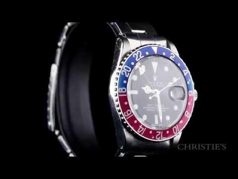 Christie's Watch Shop: Rolex GMT-Master, Ref. 1675
