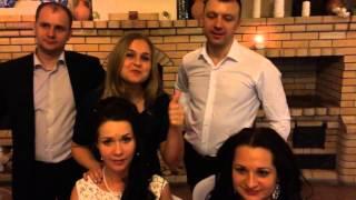 Отзыв со свадьбы Максима и Оксаны 7 февраля 2015(, 2015-02-09T09:59:50.000Z)