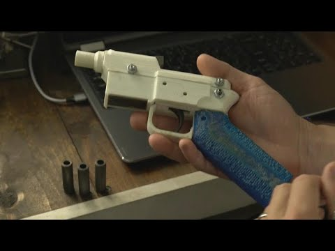 Blueprints for 3D-printed plastic guns will soon be available