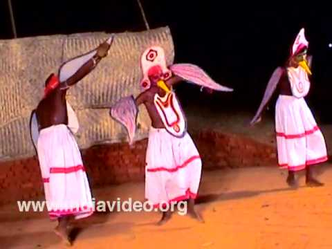 Parunthaattam- the Eagle Dance