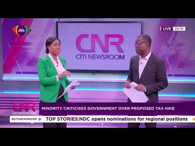 Citi Newsroom (Monday, July 16, 2018)