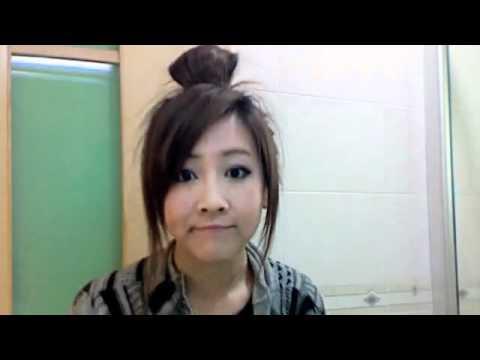 Video dạy búi tóc kiểu Nhật