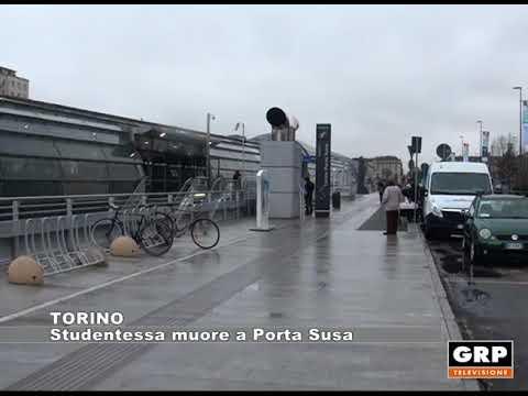 Porta Tv Torino.Torino Studentessa Muore A Porta Susa 04 04 2018 Grp Tv