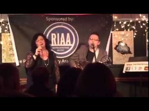 2015 IBC Road Trip Ben Rice and Lucy Hammond Bluebird Cafe Performance