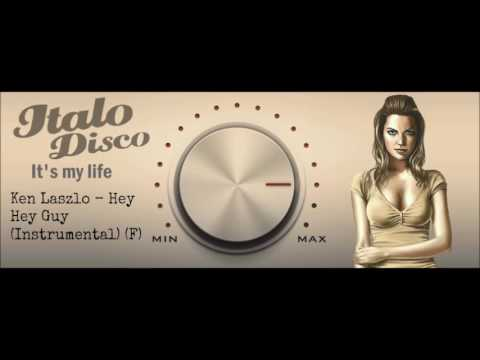 Ken Laszlo - Hey Hey Guy (Instrumental) (F)
