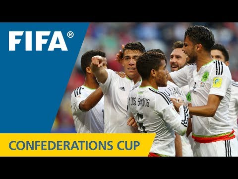 Match 2: Portugal v Mexico - FIFA Confederations Cup 2017