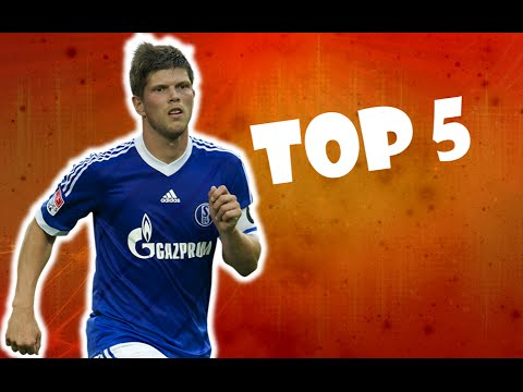 ● Klaas-Jan Huntelaar ● Top 5 Goals ●