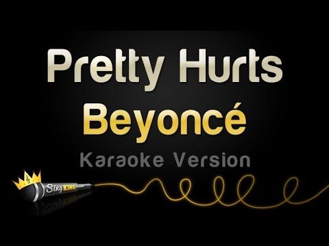 Beyonce - Pretty Hurts (Karaoke Version)