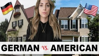 GERMANY VS. US  | 6 House Differences