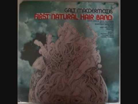 JAZZ: Galt Macdermot - Ripped Open By Metal Explosions