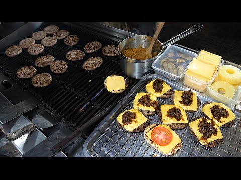 most famous street burger - malaysian street food from YouTube · Duration:  17 minutes 38 seconds