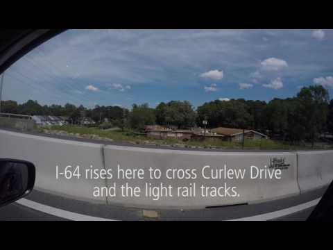 I-64/I-264 Interchange Improvements Project, Phase I