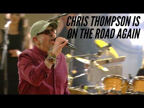 Chris Thompson: DAVY'S ON THE ROAD AGAIN Mandoki Soulmates | #SoulmatesMonday