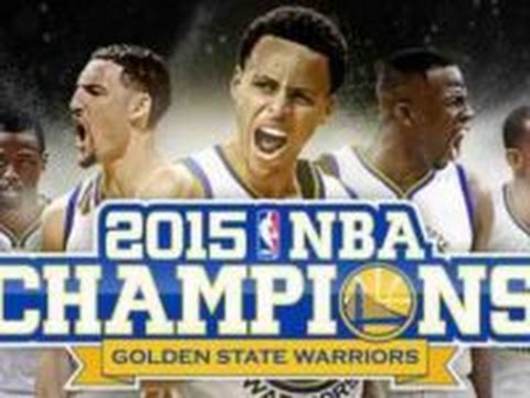 2015 NBA Champions Golden State Warriors THE MOVIE - YouTube
