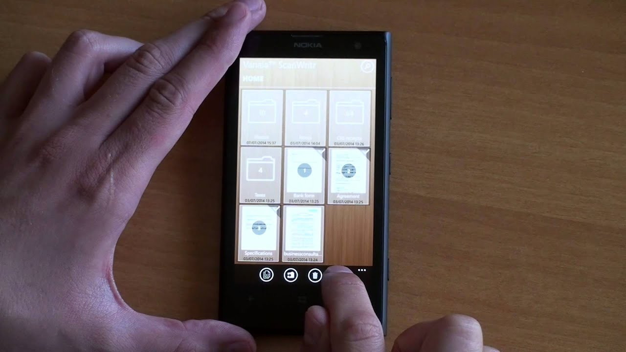 convert to pdf with windows phone youtube. Black Bedroom Furniture Sets. Home Design Ideas