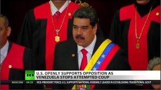 Failed Coup in Venezuela, US involved?