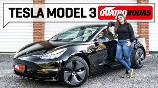 Tesla Model 3 é um celular sobre rodas que dirige sozinho? | Quatro Rodas