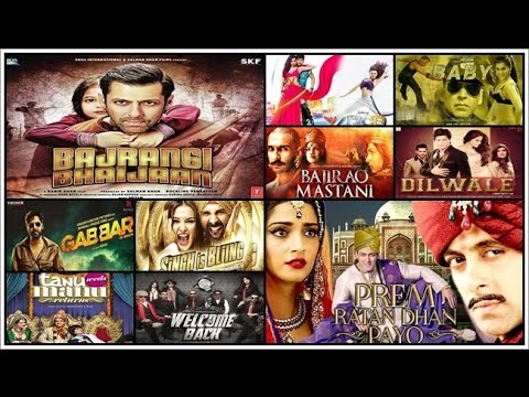 Top 10 best bollywood movies of 2015 based on box office - Highest box office collection bollywood ...
