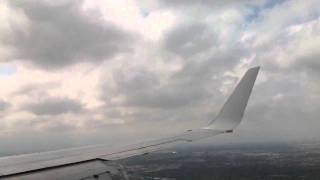 Caribbean Airlines BW610 737-800 Landing at  Lester B. Pearson International Airport