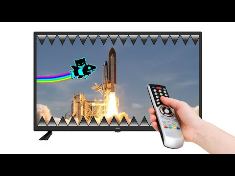 """First MOVIE In GEOMETRY DASH Ever Made! - """"Tianxia"""" By Spu7Nix"""