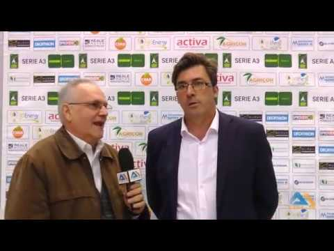 GoEnergy Volley - Avimecc Modica (intervista al tecnico V. Nacci))