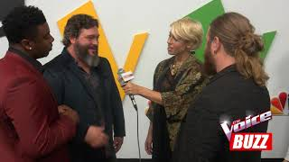 The Voice Backstage Exclusive Week 1 Live Show TEAM BLAKE