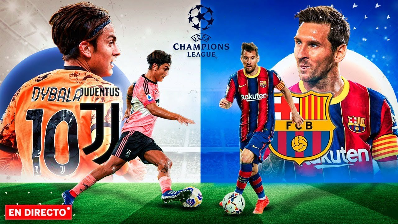 FC Barcelona vs. Juventus: Live stream, start time, TV channel; will ...