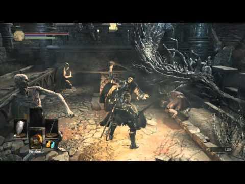 Here's how you die a lot in Dark Souls III
