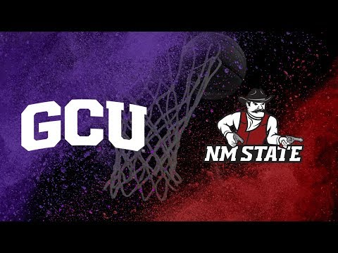 Men's Basketball vs. New Mexico State Jan 11, 2018