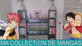 Ma collection de MANGAS (2015) -  [HD]