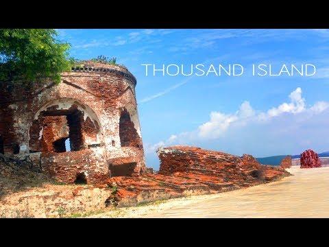FAMILIY TRIP TO PULAU SERIBU/THOUSAND ISLAND | Jakarta - Indonesia