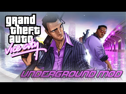 Gta vice city underground mod 2012 (*2016 link update*) [hd.