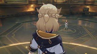 【原神】アルベドの華だけでタルタリヤ戦 Lv80 Albedo Flower C0 vs Childe【Genshin Impact】のサムネイル