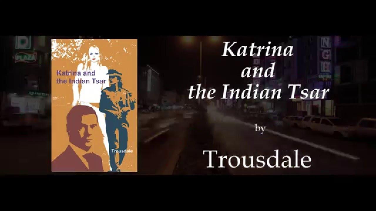 Katrina and the Indian Tsar - Book Trailer