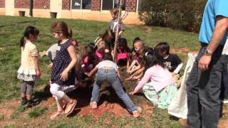 Arbor Day School Celebration 2016