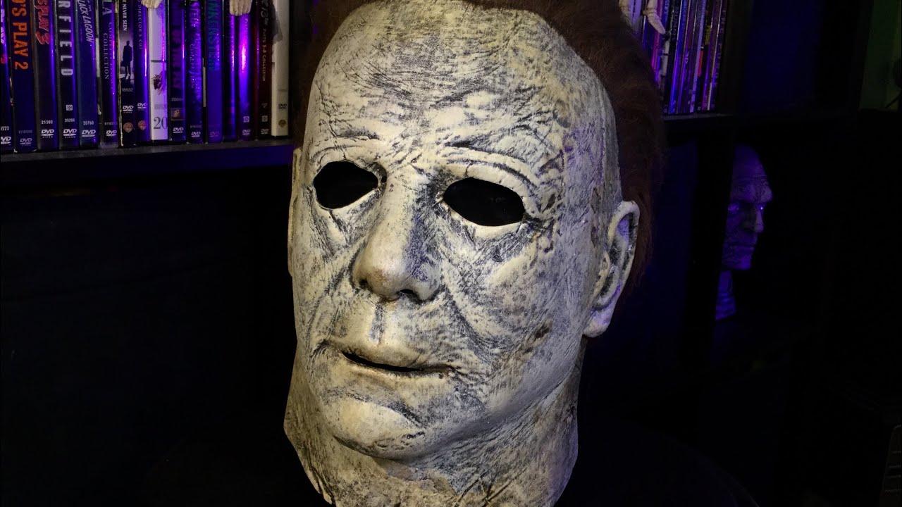 marktfähig klassisch am besten kaufen Halloween (2018) Michael Myers Mask UNBOXING + REVIEW