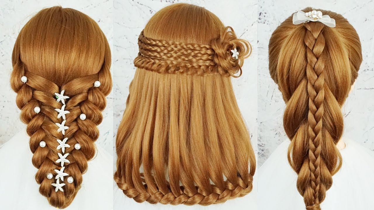 top 5 beautiful hairstyles