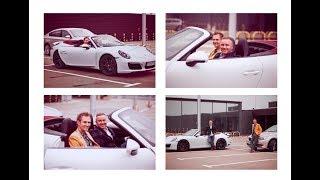 Przedsiębiorca Z BMW Odc  6 cz 2 w Porsche 911 Daniel Kubach i Krzysztof Knura 320 Milionów na…