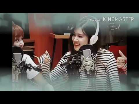 #ChaeLisa [LalisaxRose'] Moments MBC radio  FM4U [170726]